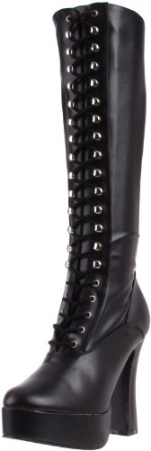 Pleaser-Womens-Electra-2023-Knee-High-BootBlack13-M-US-0