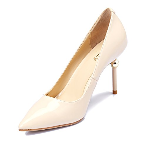 ZriEy-womens-Pointed-Toe-Sexy-Pumps-for-Work-Dress-Party-Nude-size-65-0