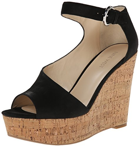 Nine-West-Womens-Adyssinian-Nubuck-Wedge-Sandal-0