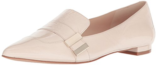 Nine-West-Womens-Allen-Patent-Pointed-Toe-Flat-0