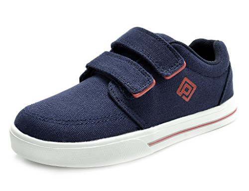 DREAM-PAIRS-Little-Kid-160471-A-Navy-Red-Fashion-Sneakers-Loafers-Shoes-Size-12-M-US-Little-Kid-0