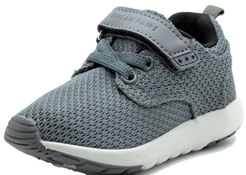 DREAM-PAIRS-Little-Kid-5003-K-Grey-Black-Athletic-Running-Shoes-Sneakers-3-M-US-Little-Kid-0