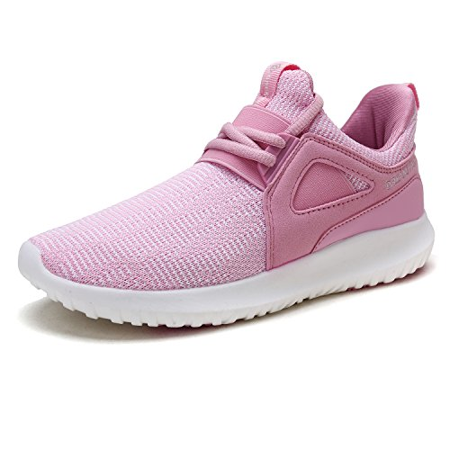 DREAM-PAIRS-Womens-170362-W-Pink-Fashiong-Running-Shoes-Sneakers-Size-9-M-US-0