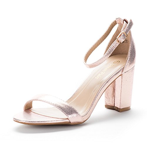 DREAM-PAIRS-Womens-Chunk-Champagne-Low-Heel-Pump-Sandals-7-M-US-0