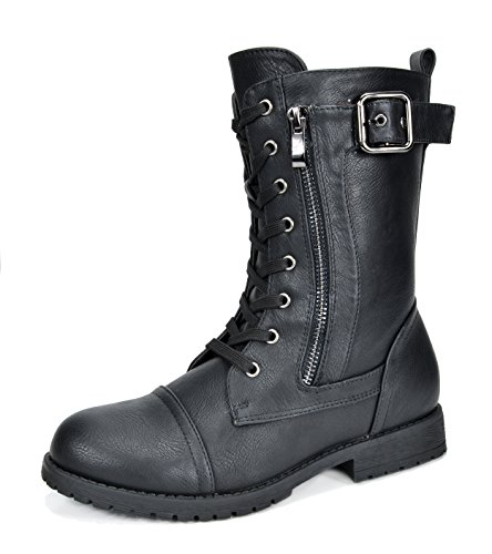 DREAM-PAIRS-Womens-Mission-Mid-Calf-Boot-Black-7-M-US-0