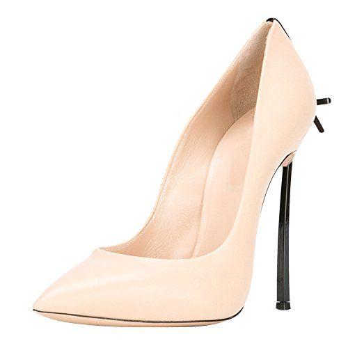 Onlymaker-Womens-Sexy-Pointed-Toe-High-Heels-Stiletto-With-Bowknot-Pumps-Shoes-0