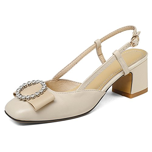 Big-Size-34-43-EUR-Fashion-Slingback-Women-Sandals-55Cm-Square-High-Heels-Rhinestone-Bridal-Wedding-Shoes-Ladies-0