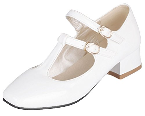 HiEase-Womens-Elegant-T-Strap-Mary-Jane-Shoes-Square-Toe-Low-Heels-Princess-Pumps-Shoes-Size-4-12-0
