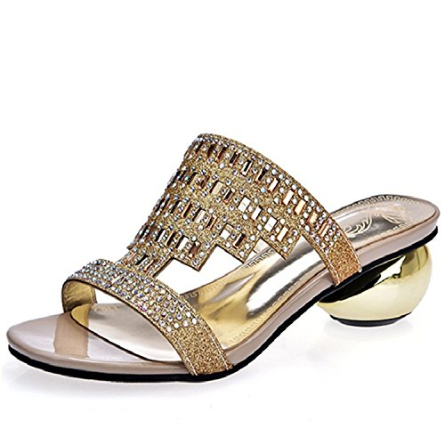 Large-Size-34-43-Med-Heels-Shoes-4Cm-Rhinestone-Two-Colors-Summer-Shoes-Sandals-Women-Fashion-Party-Shoes-PU-0