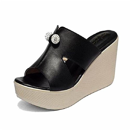 New-Summer-Genuine-Leather-Platform-Wedges-Sandals-Women-Fashion-High-Heels-Female-Summer-Shoes-Size-34-43-0