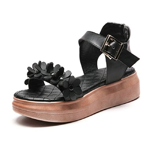 New-Women-Sandals-Shoes-Flat-Med-Heels-Buckle-Strap-Sandals-Flower-Elegant-Fashion-Summer-Sandals-Women-Shoes-Size-34-43-0