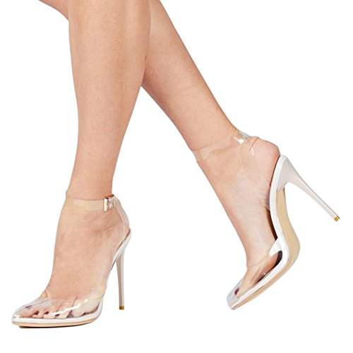 Onlymaker-Womens-Clear-Lucite-Pointed-Toe-Strappy-Stiletto-Slingback-Sandals-White-9-M-US-0