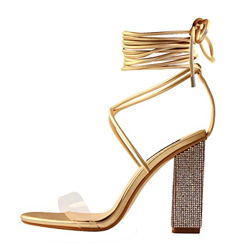 onlymaker-Womens-Clear-Rhinestone-Diamante-Heels-Gladiator-Ankle-Strap-Lace-up-Chunky-High-Heel-Strappy-Sandals-Gold-9-M-US-0