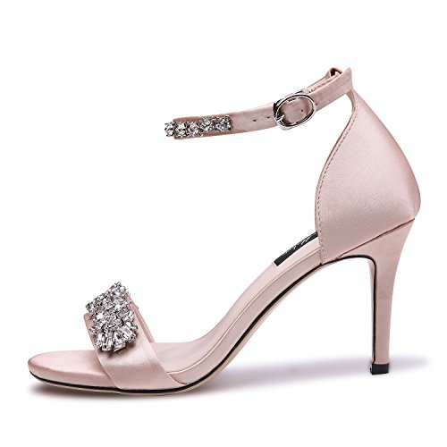 onlymaker-Womens-Rhinestone-Embellished-High-Heel-Sandals-with-Ankle-Strap-Strappy-Bridal-Pumps-Pink-6-M-US-0