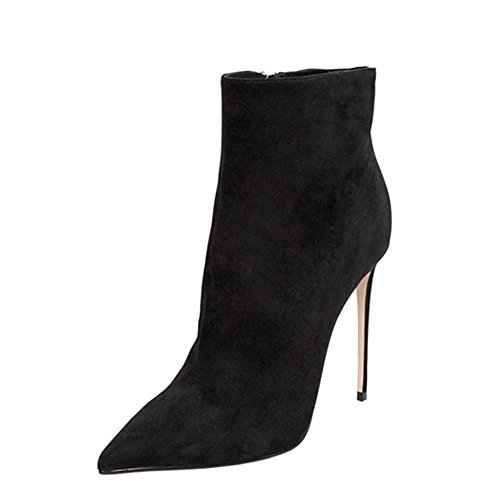 Modemoven-Womens-Black-Suede-Pointed-Toe-High-Heels-Ankle-Boots-Ladies-Zip-Booties-Sexy-Stiletto-Shoes-Black-US6-0