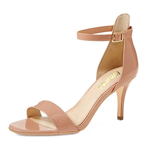 VOCOSI-Womens-Fashion-Open-Toe-Middle-Thin-Heels-Buckle-Ankle-Strap-Sandals-Nude-11-US-0