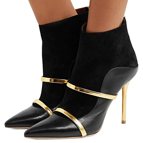 FSJ-Women-Double-Straps-High-Heels-Ankle-Boots-Pointed-Toe-Fashion-Dress-Shoes-Size-4-15-US-0