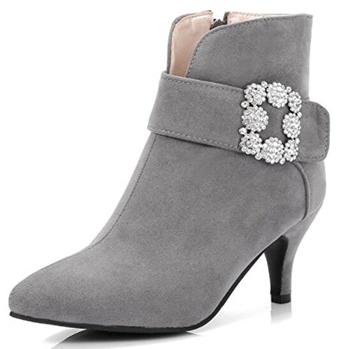 IDIFU-Womens-Elegant-Rhinestones-Mid-Stiletto-Heels-Ankle-Boots-with-Zipper-0