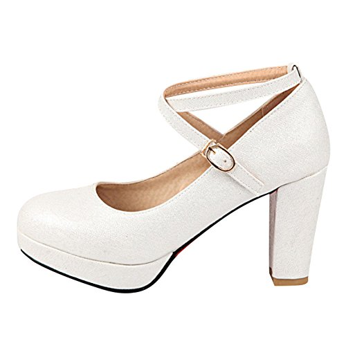 Womens-Fashion-Platform-Cross-Ankle-Strap-with-Buckle-Round-Toe-Pumps-Shoes-Chunky-Block-High-Heels-for-Wedding-0