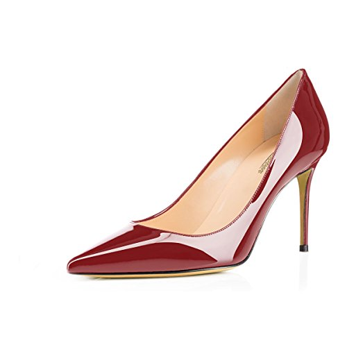 Modemoven-Womens-Pointed-Toe-Pumps-Slip-on-Office-Business-High-Heels-Sexy-Stiletto-Shoes-85mm-0