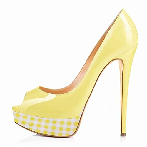 Chris-T-New-Women-Ladies-Ankle-Strap-Platform-Chunky-HIGH-Heel-Sandals-Shoes-Size-5-14US-0