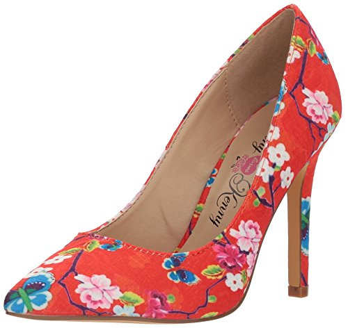 Penny-Loves-Kenny-Womens-Opus-SF-Pump-red-Floral-13-Medium-US-0