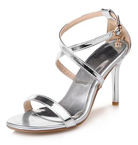 Mofri-Womens-Sexy-Metallic-Buckled-Cross-Strap-Stiletto-High-Heels-Sandals-Silver-13-BM-US-0