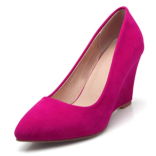 Pumps-Sexy-Pointed-Toe-High-Heel-Shoes-Women-Sweet-Candy-ColorsTravel-Shoes-Size-33-43-0