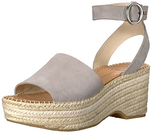 Dolce-Vita-Womens-Lesly-Espadrille-Wedge-Sandal-Grey-Suede-13-M-US-0