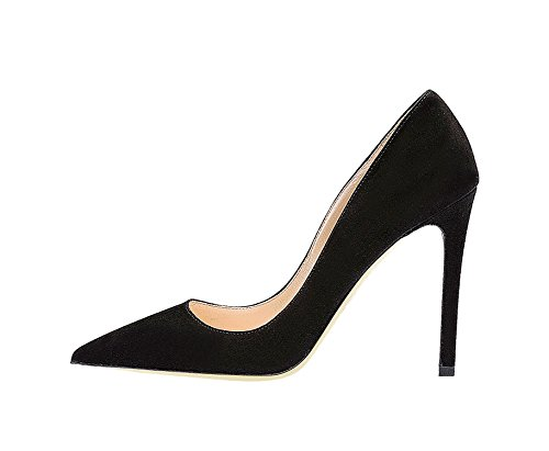 Guoar-Womens-Stiletto-Big-Size-Shoes-Pointed-Toe-Ladies-Solid-Pumps-for-Work-Prom-Dress-Party-Black-US8-0