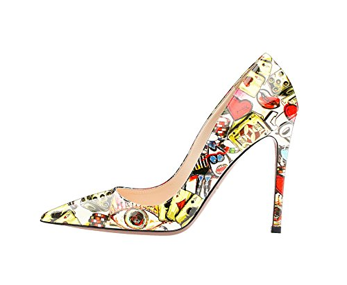 Guoar-Womens-Stiletto-Big-Size-Shoes-Pointed-Toe-Ladies-Solid-Pumps-for-Work-Prom-Dress-Party-Floral-US5-0