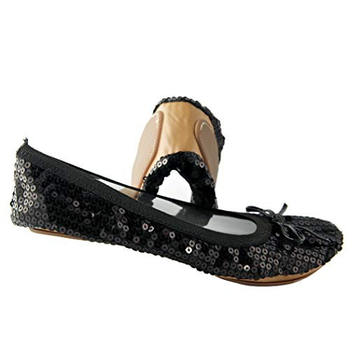 Sequin-Foldable-Portable-Flats-That-fold-and-fit-in-a-Bag-13-Black-0