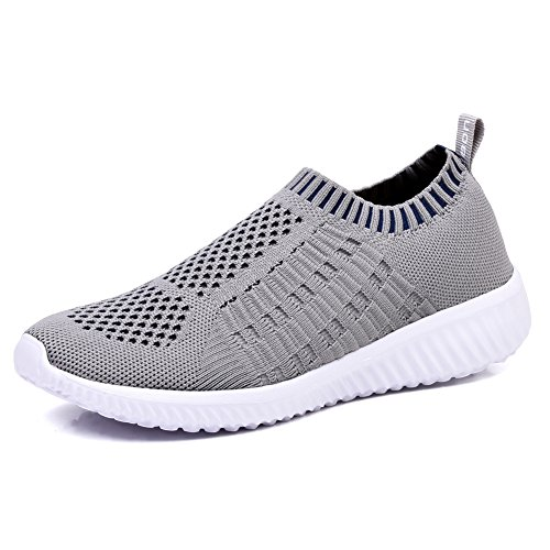 TIOSEBON-Womens-Athletic-Walking-Shoes-Casual-Mesh-Comfortable-Work-Sneakers-6-US-Light-Gray-0