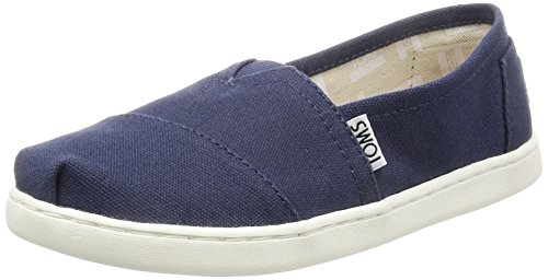 TOMS-Kids-Unisex-Alpargata-20-Little-KidBig-Kid-Navy-Canvas-13-M-US-Little-Kid-0
