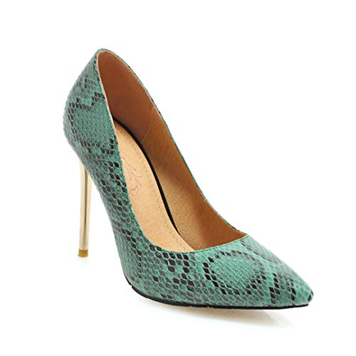 Stiletto-Shoes-Woman-Pumps-Ladies-Scarpin-Women-High-Heels-Pointed-Toe-Metal-Heel-Sexy-Serpentine-Party-Shoes-0