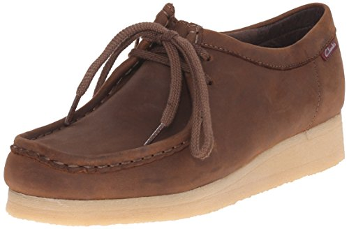 CLARKS-Womens-Padmora-Oxford-Brown-Smooth-85-M-US-0