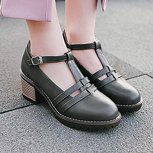 Womens-Round-Toe-Platform-Shoes-T-Strap-Chunky-Heel-Mary-Jane-Pumps-Oxford-Dress-Shoes-0
