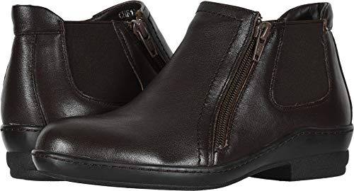 David-Tate-Womens-Bristol-Brown-Lamb-Skin-105-M-US-0