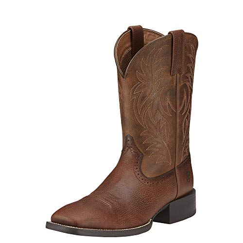 ARIAT-Mens-Sport-Wide-Square-Toe-Western-Boot-Fiddle-Brown-Size-75-EeWide-Us-0