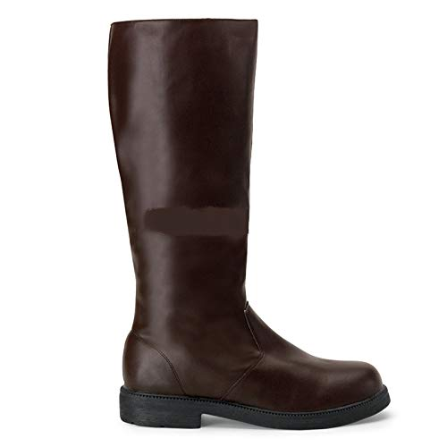 CAP100-Mens-Extra-Large-14-Brown-Jedi-Warrior-Boots-0