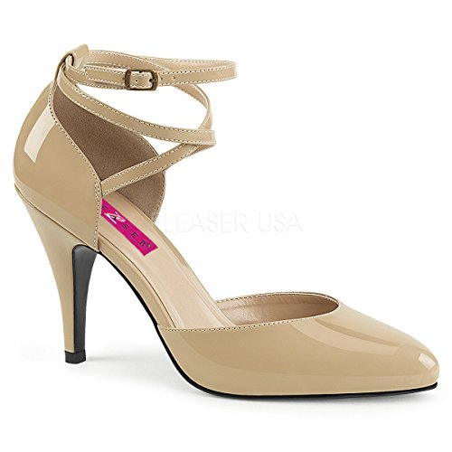 Pleaser-Pink-Label-Womens-Dre408Cr-DOrsay-Pump-Cream-Patent-17-M-US-0