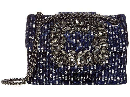 Kurt-Geiger-London-Velvet-Mini-Mayfair-Bag-Navy-One-Size-0