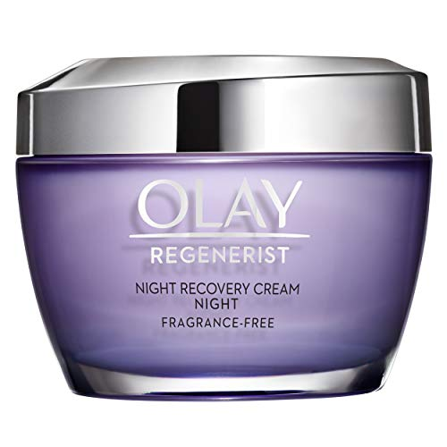 Night-Cream-by-Olay-Regenerist-Night-Recovery-Anti-Aging-Face-Moisturizer-17-oz-2-Month-Supply-0