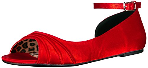 Pleaser-Pink-Label-Womens-Anna03Rsa-Ballet-Flat-Red-Satin-15-M-US-0