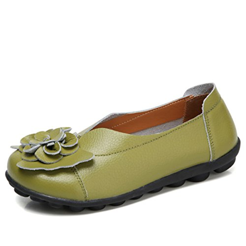 Socofy-Slip-On-Leather-Flat-ShoesWomens-Outdoor-Flower-Decoration-Handmade-Casual-Lazy-Soft-Loafers-Green-12-BM-US-0